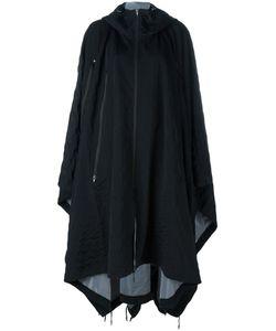 Y-3 | Oversized Hooded Poncho Small Polyamide/Spandex/Elastane/Polyester