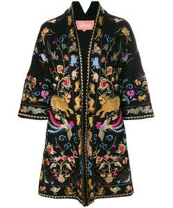 AMUSE | Chui Embroidered Coat Women