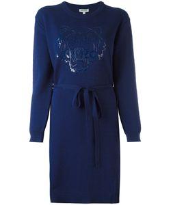 Kenzo | Tiger Pointelle Sweater Dress