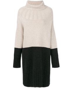 ANTONIA ZANDER | Colour Block Knitted Dress Women