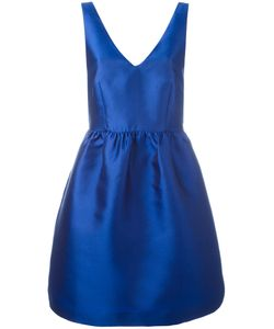 P.A.R.O.S.H. | Fla Sleeveless Dress Large Polyester/Silk/Acetate/Viscose
