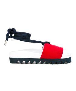 Joshua Sanders | Rope Strap Sandals Size 38