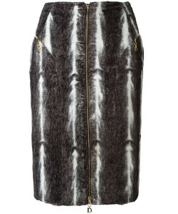 Christian Dior Vintage | Faux Fur Skirt Size