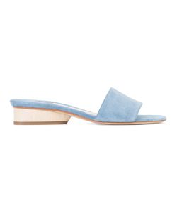 Paul Andrew | Lina Sandals 36 Goat Skin/Calf Suede/Leather
