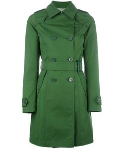 Herno | Double Breasted Coat 42 Cotton/Polyamide/Polyester/Cotton