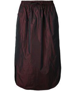 08SIRCUS | Drawstring Midi Skirt 36 Polyester