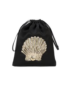 ATTICO   Embellished Seashell Pouch One