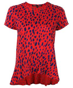 Proenza Schouler | Leopard Printed T-Shirt Size Small