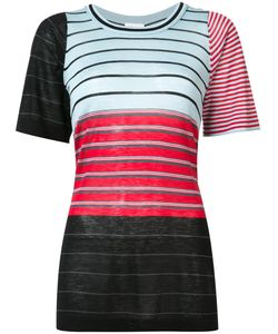 Sonia Rykiel | Striped Panel T-Shirt