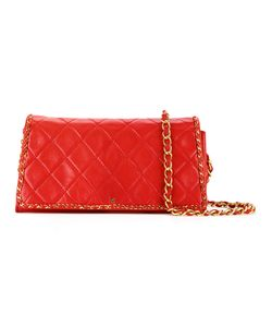 Chanel Vintage | Chain Trimmed Flap Bag