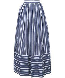 PALMER/HARDING | Palmer Harding Long Striped Skirt Size