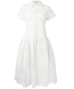 Zimmermann | Winsome Broderie Anglaise Dress Size
