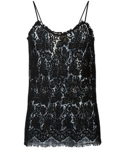 Erika Cavallini | Lace Top 44 Cotton/Viscose/Polyamide
