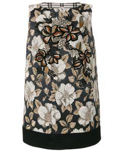 Antonio Marras | Декорированное Жаккардовое Платье