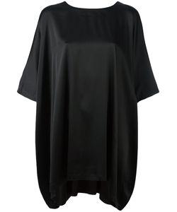 Tsumori Chisato | Loose-Fit Blouse 3 Silk/Lyocell/Cupro