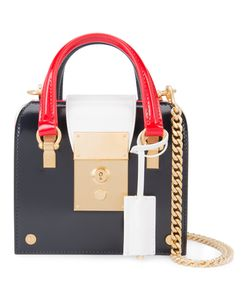 Thom Browne | Detachable Strap Mini Tote
