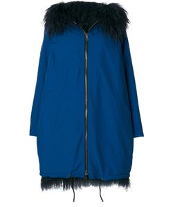 GIANFRANCO FERRE VINTAGE | Fur Trim Parka Women Sheep
