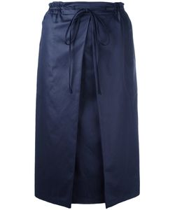 Jil Sander | Cocoon Skirt 34 Cotton