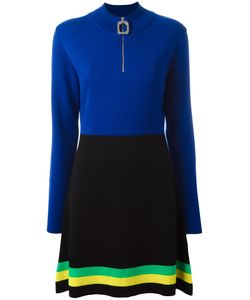 J.W. Anderson | J.W.Anderson Zip Collar Dress Small Virgin Wool