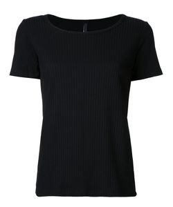 Nobody Denim | Luxe Rib Tee Allure Xs Nylon/Viscose