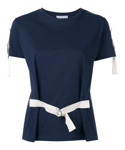 J.W. Anderson | J.W.Anderson Belted T-Shirt Small Cotton