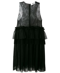 MSGM | Lace Detail Shift Dress Size 42