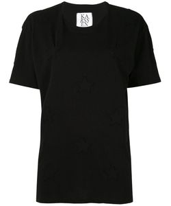 Zoe Karssen | Loose-Fit T-Shirt Small Cotton