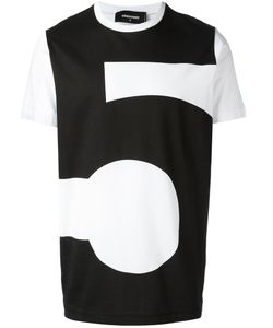 Dsquared2 | 5 T-Shirt Small Cotton