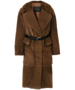 Blancha | Удлиненное Пальто С Несколькими Карманами