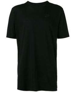 Nike | Droptail Bonded Mesh T-Shirt Medium Polyester/Viscose/Cotton
