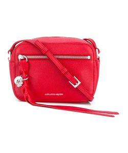 Alexander McQueen   Tassel Shoulder Bag Leather
