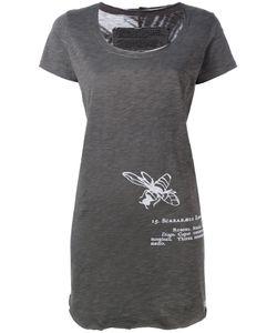 Rundholz | Oversized Printed T-Shirt M
