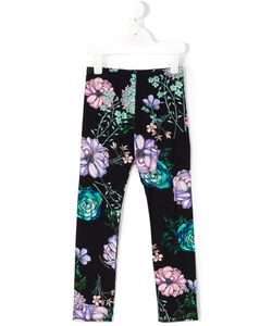 Young Versace | Print Leggings 6 Yrs