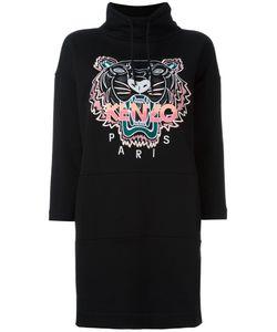 Kenzo | Tiger Sweatshirt Dress Small Cotton