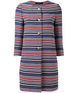 Tagliatore | Patterned Coat 42 Cotton/Polyester/Acrylic