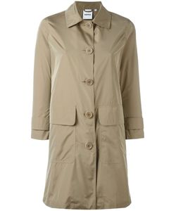 Aspesi | Button-Up Oversized Coat Large Polyester
