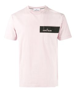 Stone Island | Logo T-Shirt Medium Cotton