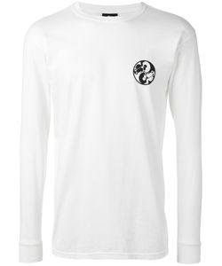 Stussy | Sk8 Yang Pigment Dyed Long Sleeve T-Shirt