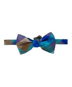 MISSONI VINTAGE | Check Bow Tie Adult Unisex