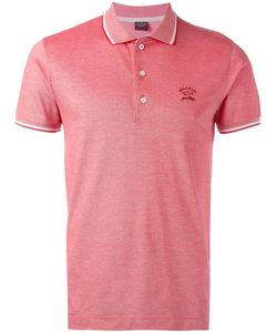 Paul & Shark | Logo Polo Shirt Large Cotton