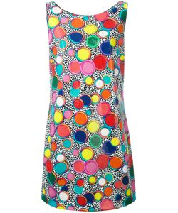 Just Cavalli | Dots Print Varnish Dress