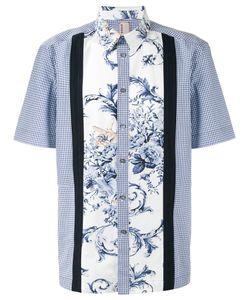 Antonio Marras   Checkered Shirt Size 41