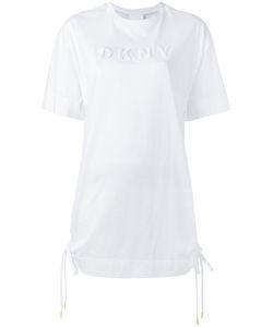 DKNY | Embossed Logo T-Shirt Size Medium