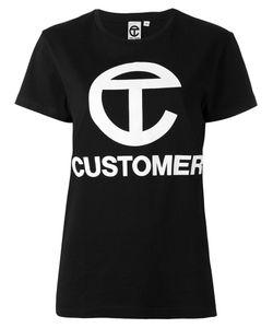 Telfar | Customer Print T-Shirt Large Cotton