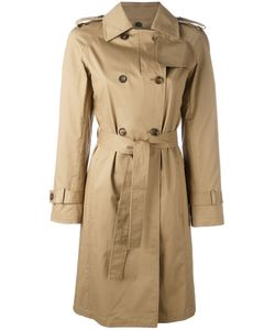 Alberto Biani | Belted Trench Coat Size