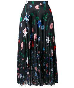 Markus Lupfer | Print Pleated Skirt