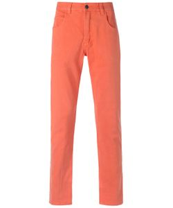 Osklen | Straight Twill Trousers