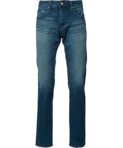 AG JEANS | Slim-Fit Jeans 33 Cotton/Polyurethane