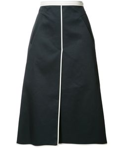 Thom Browne | Wrap Straight Skirt 40 Cotton