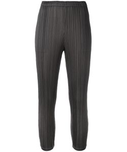 PLEATS PLEASE BY ISSEY MIYAKE | Pleated Skinny Trousers